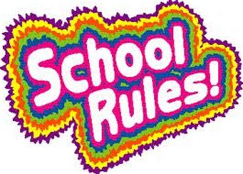 My school rules essay